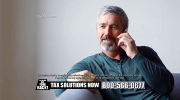 Tax Solutions Now TV Spot, 'I Owed The IRS' - Thumbnail 6