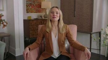 La-Z-Boy World's Greatest Reclining Sale TV Spot, 'Subtitles' Featuring Kristen Bell - 1 commercial airings