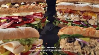 Subway Family Takeout Special TV Spot, 'Still Serving' - Thumbnail 2