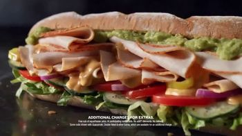 Subway Family Takeout Special TV Spot, 'Still Serving' - Thumbnail 3