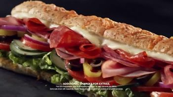 Subway Family Takeout Special TV Spot, 'Still Serving' - Thumbnail 4