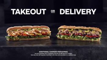 Subway Family Takeout Special TV Spot, 'Still Serving'