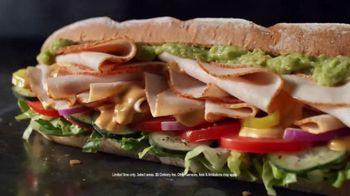 Subway TV Spot, \'Still Serving: Free Delivery\'
