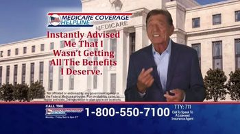 Medicare Coverage Helpline TV Spot, 'Telemedicine Benefit' Featuring Joe Namath - Thumbnail 4