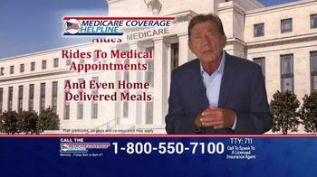 Medicare Coverage Helpline TV Spot, 'Telemedicine Benefit' Featuring Joe Namath - Thumbnail 6