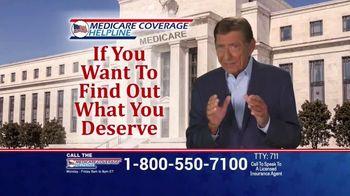 Medicare Coverage Helpline TV Spot, 'Telemedicine Benefit' Featuring Joe Namath - Thumbnail 8