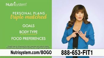 Nutrisystem Spring Sales Event TV Spot, 'BOGO: 28-Day Plan' - Thumbnail 3