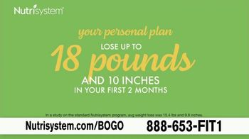 Nutrisystem Spring Sales Event TV Spot, 'BOGO: 28-Day Plan' - Thumbnail 4