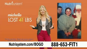 Nutrisystem Spring Sales Event TV Spot, 'BOGO: 28-Day Plan' - Thumbnail 6