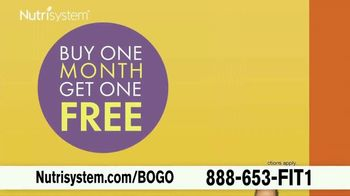 Nutrisystem Spring Sales Event TV Spot, 'BOGO: 28-Day Plan' - Thumbnail 8