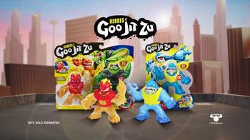 Heroes of Goo Jit Zu TV Spot, 'New Goo Powers' - Thumbnail 9