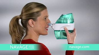 Navage TV Spot, 'For Improved Nasal Hygiene' - Thumbnail 1