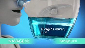 Navage TV Spot, 'For Improved Nasal Hygiene' - Thumbnail 7