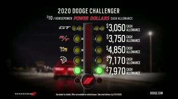 Dodge Power Dollars TV Spot, 'House of Power' Song by AC/DC [T2] - Thumbnail 5