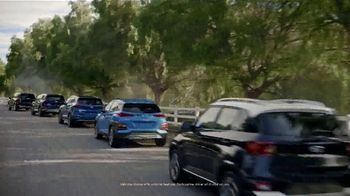 Hyundai Spring Sales Event TV Spot, 'A Brand New Family' [T2] - 564 commercial airings
