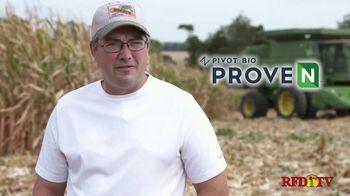 Pivot Bio TV Spot, 'Grower Sees 30+ bu/A Response'