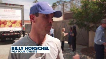 PGA TOUR TV Spot, 'Feeding Those in Need' Featuring Billy Horschel - Thumbnail 9