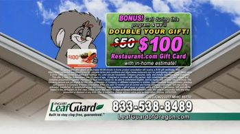 LeafGuard of Oregon Spring Blowout Sale TV Spot, 'Richard' - Thumbnail 8