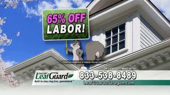 LeafGuard of Oregon Spring Blowout Sale TV Spot, 'Richard' - Thumbnail 5