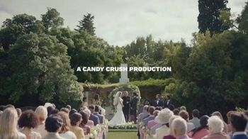 Candy Crush Saga TV Spot, 'Wedding' - Thumbnail 1