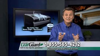 LeafGuard of Pittsburgh Spring Blowout Sale TV Spot, 'Calendar'