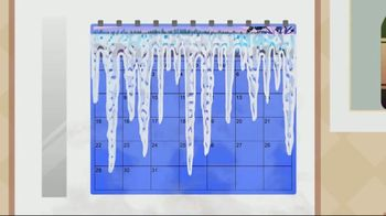 LeafGuard of Pittsburgh Spring Blowout Sale TV Spot, 'Calendar' - Thumbnail 1