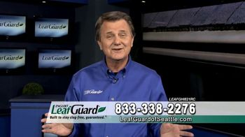 LeafGuard of Seattle Spring Blowout Sale TV Spot, 'Karen'
