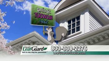 LeafGuard of Seattle Spring Blowout Sale TV Spot, 'Karen' - Thumbnail 6