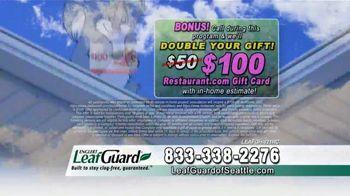 LeafGuard of Seattle Spring Blowout Sale TV Spot, 'Karen' - Thumbnail 8