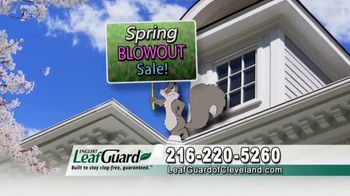 LeafGuard of Cleveland Spring Blowout Sale TV Spot, 'Damage' - Thumbnail 5