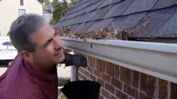 LeafGuard of Philadelphia Spring Blowout Sale TV Spot, 'Tired of Climbing a Ladder' - Thumbnail 1