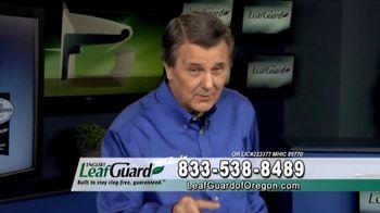 LeafGuard of Oregon Spring Blowout Sale TV Spot, 'Single Piece of Aluminum' - Thumbnail 4