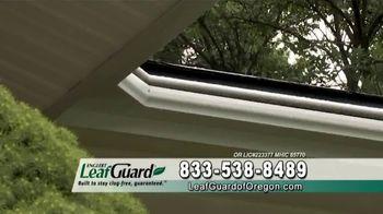 LeafGuard of Oregon Spring Blowout Sale TV Spot, 'Single Piece of Aluminum' - Thumbnail 5