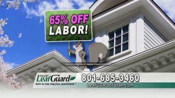 LeafGuard of Utah Spring Blowout Sale TV Spot, 'Calendar' - Thumbnail 6