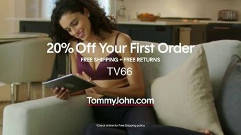 Tommy John Bras TV Spot, 'Your New BFF: 20 Percent Off Your First Order' - Thumbnail 9