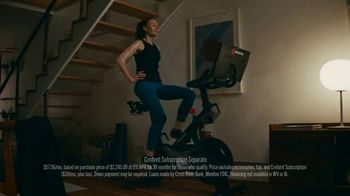 Peloton TV Spot, 'For Anyone Who Wants It' - Thumbnail 7