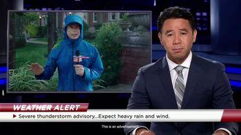 WeatherTech TV Spot, 'Breaking News: CupFone'