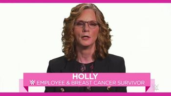 Susan G. Komen for the Cure TV Spot, 'WWE Employee Holly Offers an Important Message' - Thumbnail 1