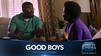 DIRECTV Cinema TV Spot, 'Good Boys' - Thumbnail 4