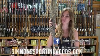Simmons Sporting Goods TV Spot, 'Now Selling Guns Online'