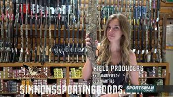 Simmons Sporting Goods TV Spot, 'Now Selling Guns Online'