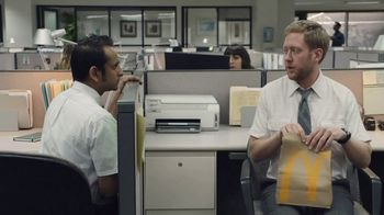 McDonald's $1 $2 $3 Dollar Menu TV Spot, 'Office Cubicles'