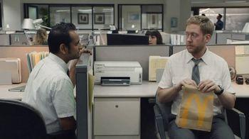 McDonald's $1 $2 $3 Dollar Menu TV Spot, 'Office Cubicles' - Thumbnail 6