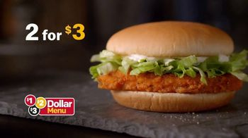 McDonald's $1 $2 $3 Dollar Menu TV Spot, 'Office Cubicles' - Thumbnail 7