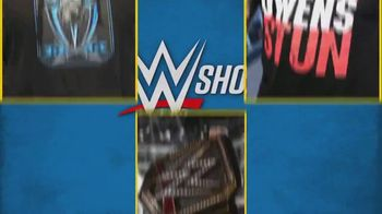 WWE Shop TV Spot, 'Tonight Only: 40 Percent Titles and Tees' Song by SATV Music - Thumbnail 6