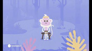 Headspace TV Spot, 'Monkey Mind: Free App'