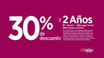 Ashley HomeStore Fall Flash Sale TV Spot, 'Perfecto' [Spanish] - Thumbnail 4
