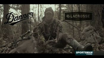 Danner TV Spot, 'Has Us Covered'