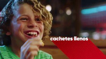 Red Robin Bottomless Steak Fries TV Spot, 'Sin fondo' [Spanish] - Thumbnail 4