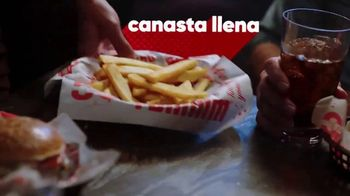 Red Robin Bottomless Steak Fries TV Spot, 'Sin fondo' [Spanish] - Thumbnail 7
